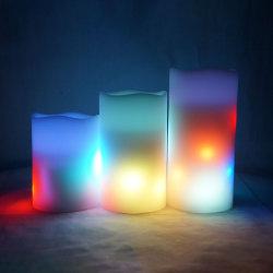Candela del regalo della candela del LED per la decorazione