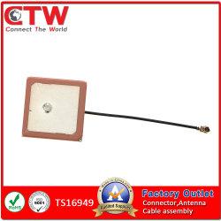 Клей, РЧ1.13 кабель, U. FL Ipex, внутренняя антенна GPS, активные GPS антенны для печатных плат, построенный в автомобиле GPS АНТЕННА