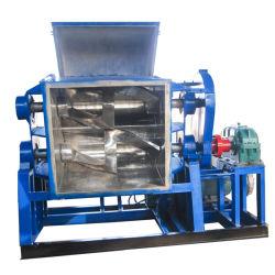 Pharmazeutische Vorbereitung/Mehl-/Gummi-Unterseite/Gummikneter-Silikon-Gummi-Sigma-Schaufel-Vakuumkneter