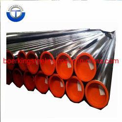 継ぎ目が無い鋼鉄ライン管API 5L Psl1/Psl2 (石油およびガスのパイプラインのためのSMLSの管)の等級B X42 X52、X60、X65、X70、X80 Sch40 Schxs Std中国か。