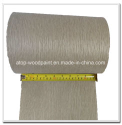 Folheado de madeira de carvalho natural tingidos folheado de madeira de folhear Chapa de Roble Blanco para Porta de contraplacado
