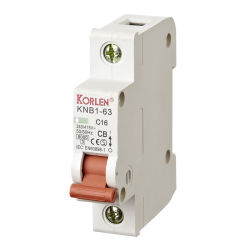 6ka neuer Typ High Breaking Capacity Mini Circuit Breaker (MCB)