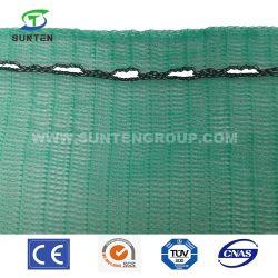 Plastica di HDPE/PE/residui/protezione/rete fissa/verde/tonalità di Sun/edificio/costruzione/impalcatura/armatura/rete di sicurezza resistenti