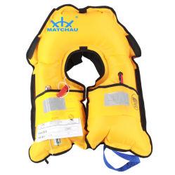 Marine nager Veste Gilet de sauvetage gonflable flottante