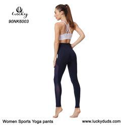 Il commercio all'ingrosso progetta i vestiti per il cliente di yoga dei pantaloni di sport