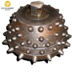 Tanden die de van uitstekende kwaliteit van de Emmer van het Vat van de Kern van de Harde Rots de Hulpmiddelen van de Installatie van de Boor opstapelen