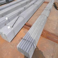 溶接された角度の形の鋼鉄角度棒