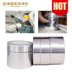 Isolamento de folha de alumínio personalizado Fita Rolo jumbo Prata Fabricante