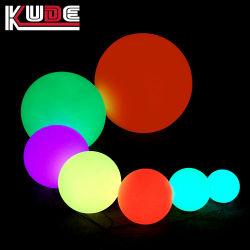 党の照らされた白熱球LED球のアクセサリ