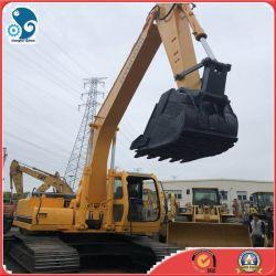 escavatore utilizzato della Hyundai 210 del macchinario di costruzione 99kw da vendere