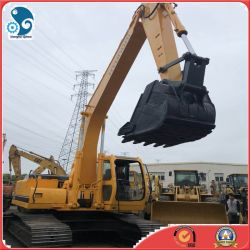 99kw máquinas de construção utilizados a Hyundai 210 escavadora de rastos hidráulico para venda