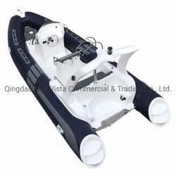 Marcação ce 580 rígidas de PVC Fibra insufláveis costela Iate Barco