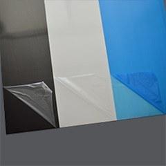 Film de protection de surface pour le polycarbonate & Feuille acrylique
