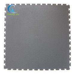 Anti-patinage des rouleaux en plastique PVC Garage-de-chaussée de la moquette des tapis de sol à texture, PVC