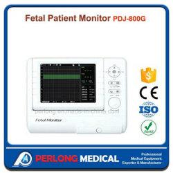Moniteur foetal multiparamètres Medical Ctg Surveillance; Pdj-800g
