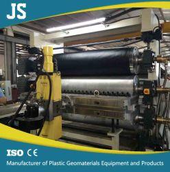 Extrusão Geocell plástico e máquina de soldar por ultra-som