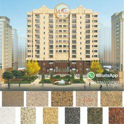 Matériau de revêtement de mur extérieur Water-Based revêtement réfractaire de revêtement de mur extérieur