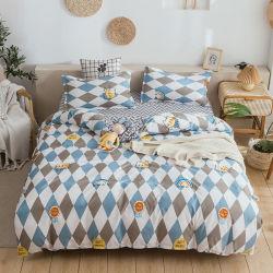 Дубай Кувейт Оман горячая продажа 80GSM напечатано Принцесс оформлены постельные принадлежности,