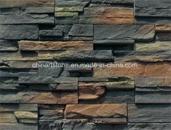 إسمنت جير حجارة اصطناعيّة ثقافة حجارة لأنّ دار جدار قراميد مع تقدير [أسبستوس-فر]