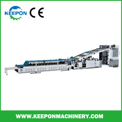 Высокая скорость автоматической флейты машины для ламинирования бумаги / гофрированный картон пенитенциарные бумаги ламинирование машины (ВСЛ-1300/1450/1600)