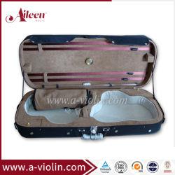 Le contreplaqué Shell violon Double Disque Cas (CSV207)