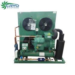 3HP Bitzer Montagem em rack da unidade de condensação de vendas de equipamentos de refrigeração do compressor