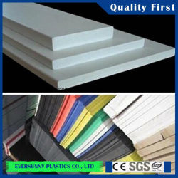 Haut -Indentiy solide feuille de mousse PVC /Forex/Celluka Feuille de carte