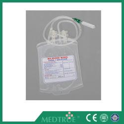 CE / ISO approuvé 450 ml Sac de sang Cpda-1 à sangle extrudé simple (MT58071010)