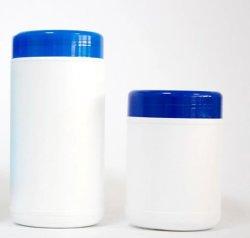 Toalhetes secos OEM toalhetes desinfectantes 75% álcool Toalhetes de limpeza portátil toalhetes desinfectantes atividade antibacteriana de esterilizar Tecidos não tecidos do Canhão