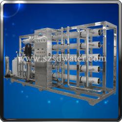 Osmosis Inversa nuevos equipos de tratamiento de agua potable