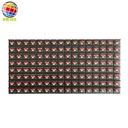 Для использования вне помещений P16 два цвета светодиодный модуль Модуль светодиодный экран