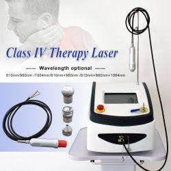 de Laser die van de Therapie van 980nm het Zachte Medische Hulpmiddel van de Laser voor de Pijn van Spieren en Gezamenlijke Pijn helen