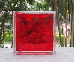 Matériau de construction en brique de verre décoratif (JINBO)