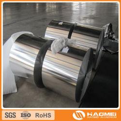 Folha de alumínio 1235 8011 para embalar alimentos