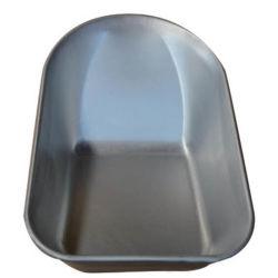 Новый стиль Wheelbarrow стальной ковш