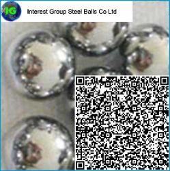 Sfere di precisione/sfere per cuscinetti/sfere d'acciaio di precisione/sfere acciaio al cromo