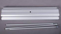 Il Doppio-Lato lussuoso rullo di alluminio in su la visualizzazione (CY-RS-E) con la certificazione dello SGS