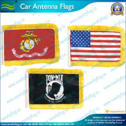 Custom Автомобильная Антенна флаги, Premium флаг (J-NF27F06004)