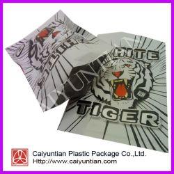 Weißer Tiger-Kräuterduft-Beutel, Oberseiten-geöffneter Kräuterduft, Potpourri-rauchendes Gewürz