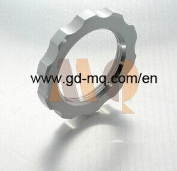CNC het Draaien de Component van de Lens van het Aluminium (MQ2081)