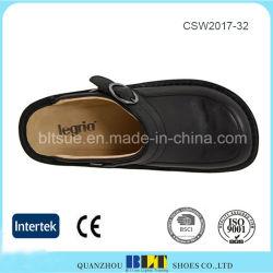 Fait main en cuir de haute qualité PU semelle des chaussures de plus en plus de hauteur