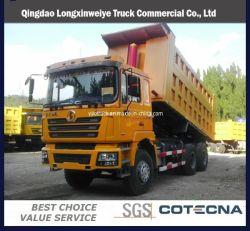SHACMAN D'long 6x4 336hp 35t 20m3 l'exploitation minière Camion-benne