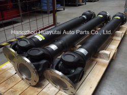 Drivenshafts industriel, joints de cardan, composants de transmission