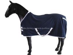 Лошадь одеяло ВМС 280g полярных флис лошадь ковер (SMR3226)