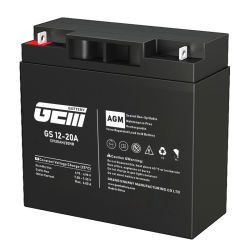 precio de fábrica 12V 20Ah batería recargable de SLA de UPS de sustitución de la batería de ciclo profundo VRLA