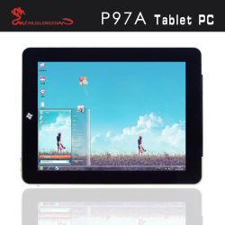 "9,7"" Win7/8 планшетный ПК с N2600 из ядер ЦП и памяти 1g, 32g SSD, WiFi, Bluetooth, 3G (P97A)"