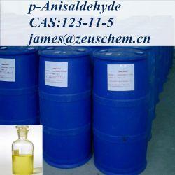 99% P-Anisaldehyde 4-Methoxybenzaldehyde поставщика CAS. 123-11-5 Anisaldehyde вкус эксперта