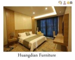 4성급 호텔 내추럴 우드 컬러 호텔 침실 가구(HD030)