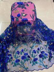 Оптовая торговля новый стиль устраивающих Блестящие цветные лаки Sequin свадебные платья Sequin кружевом