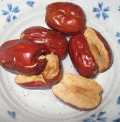 Fruit van de Jujube van de Levering van de Fabriek van de Verkoop van september het Droge Rode